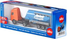 1:87 LKW Truck with Silo Trailer