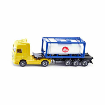 1/87 Truck with Tank Container