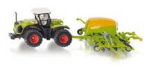 Claas Xerion 5000 with Amazone Cayena seeder 1/87