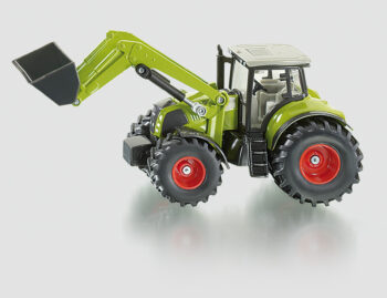 1:50 Claas with front loader