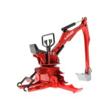 A.Moser rear mount back hoe for Siku tractors