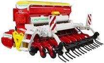 Poettinger Vitasem 302ADD harrow-mounted seed drills 1/16
