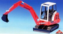 Schaeff mini hr16 excavator