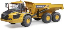 Off Road Volvo Dump Truck