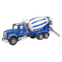 Mack Granite Cement mixer truck
