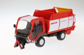 Self Propelled Forage Trailer