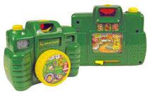John Deere camera green