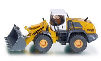 Liebherr R580 four wheel loader 1/50
