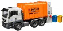 Man Rear load Garbage Truck
