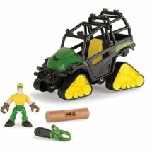 Ertl GearForce John Deere All Terrain Gator