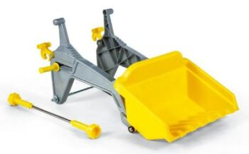 Loader for rolly kid tractor