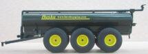 Custom 1:64 Husky Tri Axle Liquid Manure Spreader 27500L