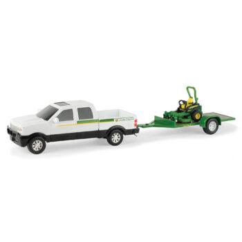 1:32 John Deere Z930M Zero-Turn Mower Set