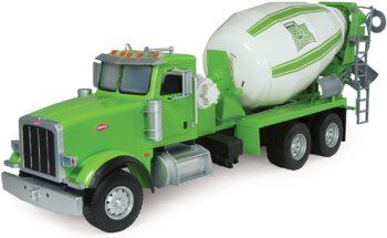 Ertl Big Farm Peterbilt model 367 w/cement mixer