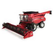 Big Farm Case IH 8240 Combine With 3020 Grain Head