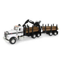 1:16 Big Farm Peterbilt 367 Logging Truck