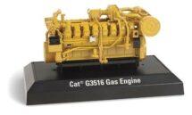 CAT G3516 gas engine 1/25