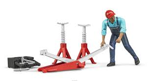 Bruder Man with Tools