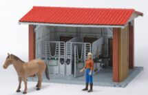 bworld horse stable