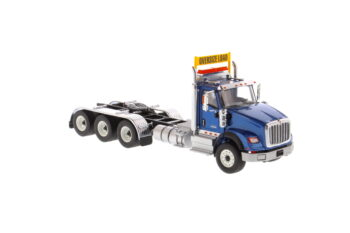 1:50 International HX620 Tridem Tractor Metallic Blue