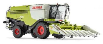 1:32 Wiking Claas Lexion 760 Combine