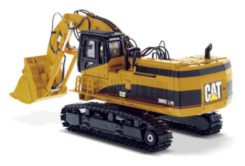 Cat Core Classic (Comes in Bown Box) Front Shovel Model 365C With Driver In Cab