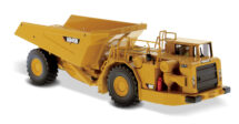 1:50 CAT AD458 Underground Articulated Truck