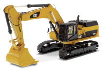 CAT 374D L Hydraulic Excavator in collector's tin