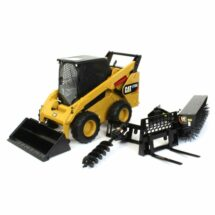 Cat 272D2 Skid Steer Loader Wheels
