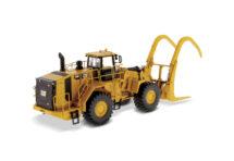 Cat 988K Wheel Loader With Log Grapple