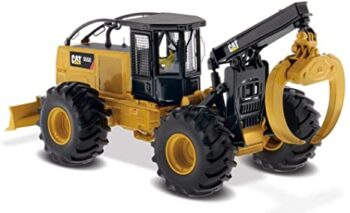 1:50 CAT 555D Skidder High Line