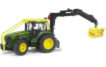 John Deere 7930 forestry tractor