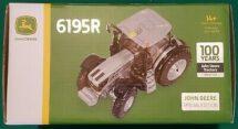 1:32 Silver Prestige 6195R Tractor
